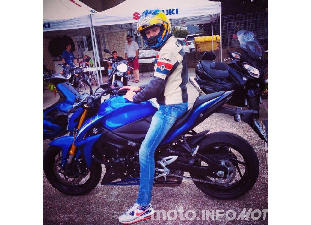 Suzuki, continuano i Demo Ride Tour dal Piemonte alla Sicilia - Foto 8 di 11