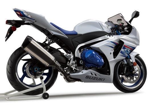 Suzuki GSX-R 1000 Premium Edition - Foto 3 di 11