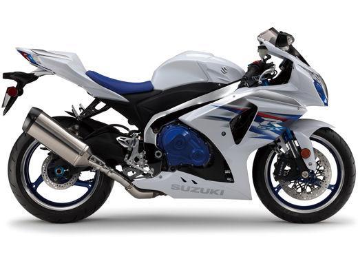 Suzuki GSX-R 1000 Premium Edition - Foto 5 di 11