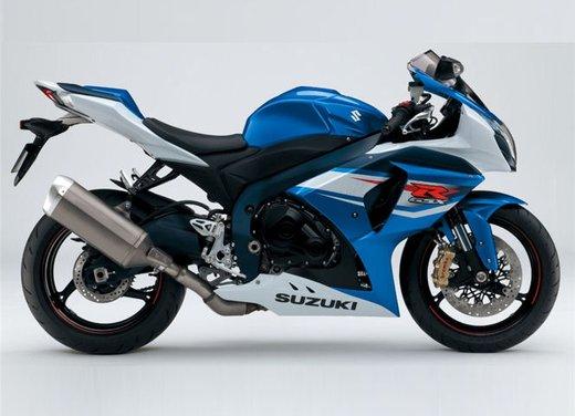 Suzuki a Eicma 2011 - Foto 15 di 36