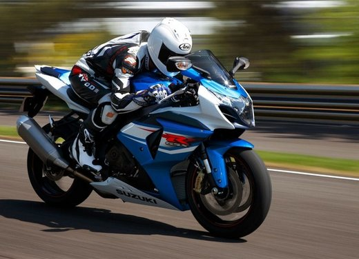 Suzuki a Eicma 2011 - Foto 1 di 36