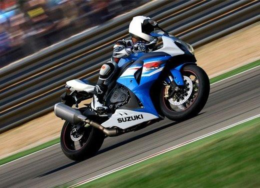 Suzuki a Eicma 2011 - Foto 24 di 36