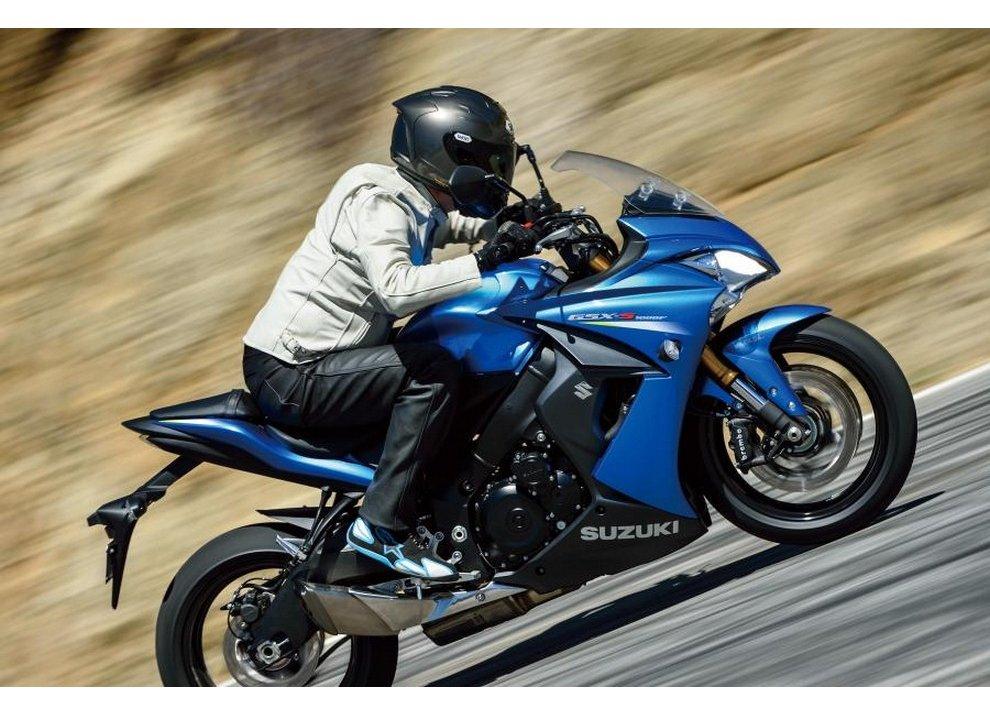 Suzuki GSX-S 1000F ABS - Foto 3 di 6
