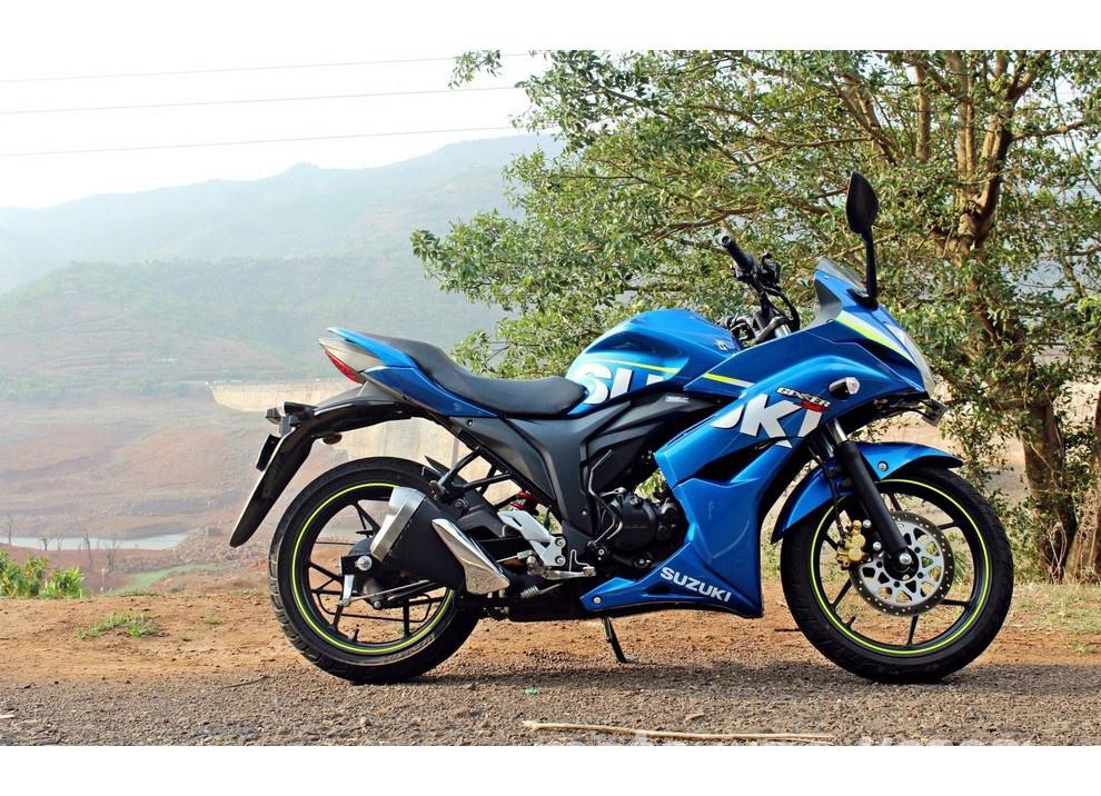 Suzuki: in arrivo una piccola GSX-R 250?