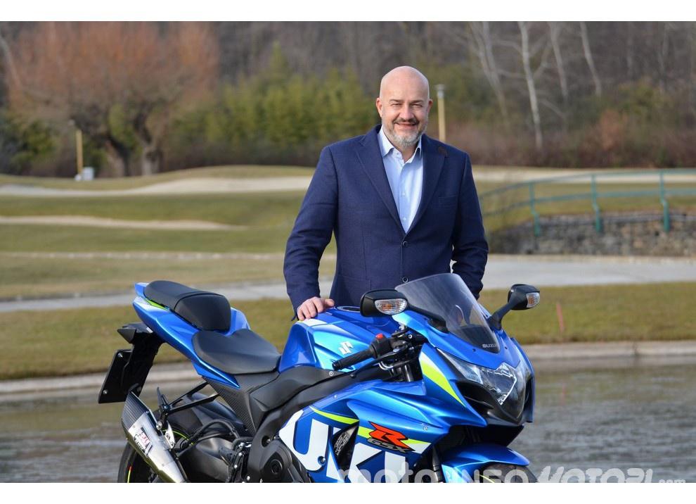 Suzuki Italia Massimiliano Mucchietto è Il Nuovo Direttore Generale