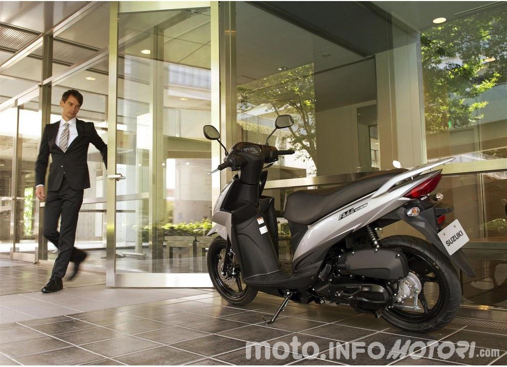 Suzuki, promozioni su moto e scooter fino a fine anno - Foto 4 di 8
