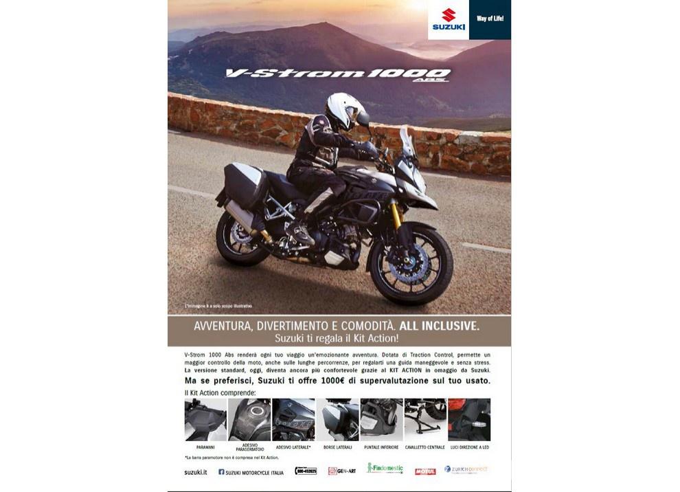 Suzuki, promozioni su moto e scooter fino a fine anno - Foto 7 di 8