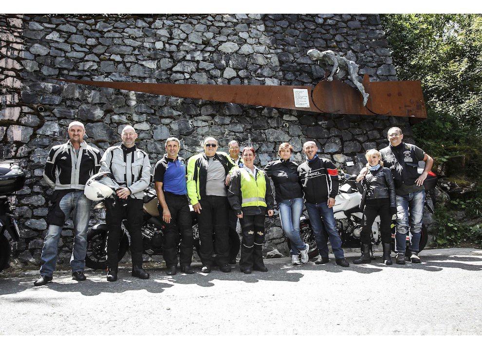 Suzuki V-Strom Tour anche al 39° Motoraduno dello Stelvio International - Foto 3 di 7
