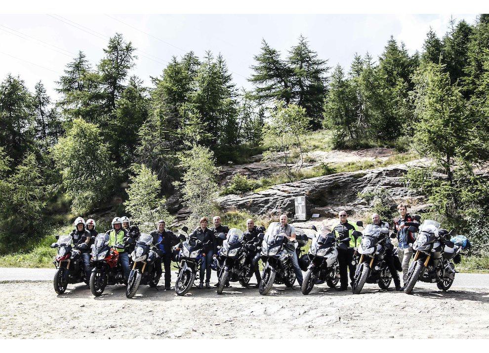 Suzuki V-Strom Tour anche al 39° Motoraduno dello Stelvio International - Foto 4 di 7