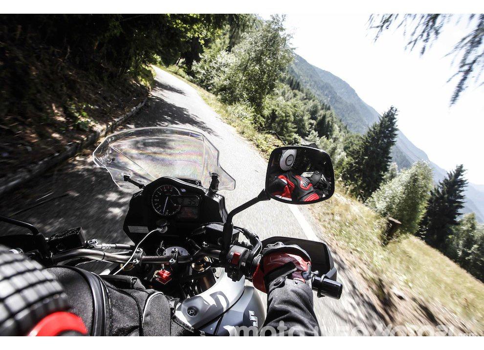 Suzuki V-Strom Tour anche al 39° Motoraduno dello Stelvio International - Foto 5 di 7
