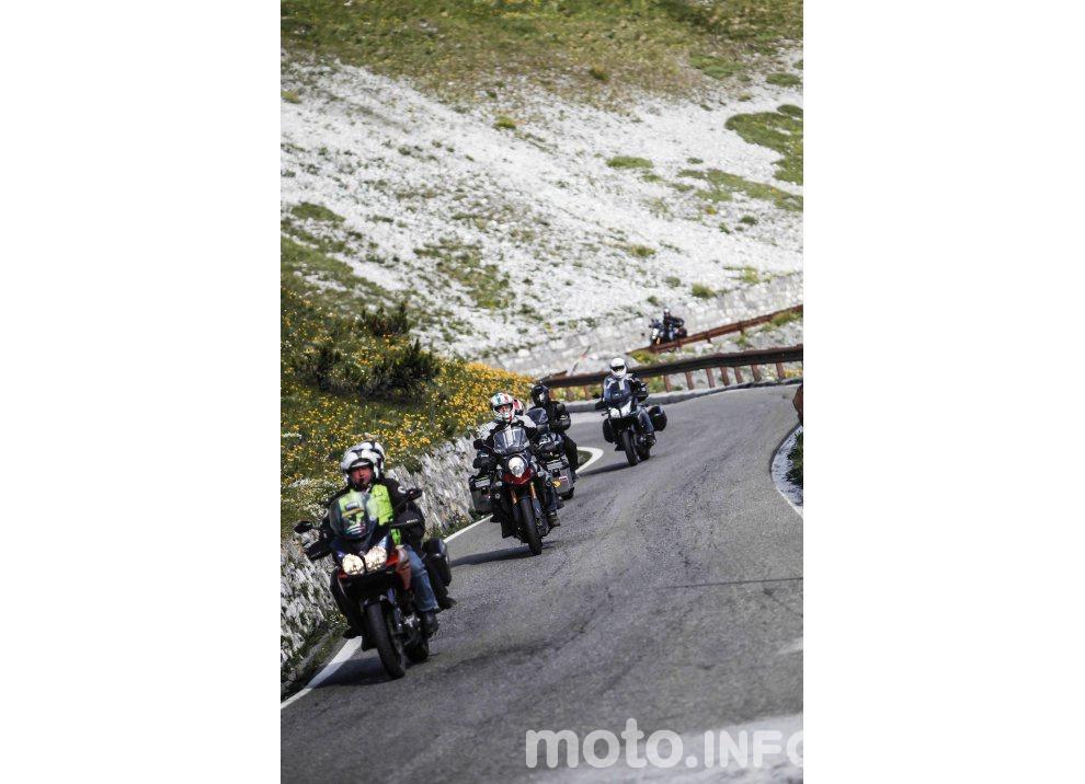 Suzuki V-Strom Tour anche al 39° Motoraduno dello Stelvio International - Foto 6 di 7