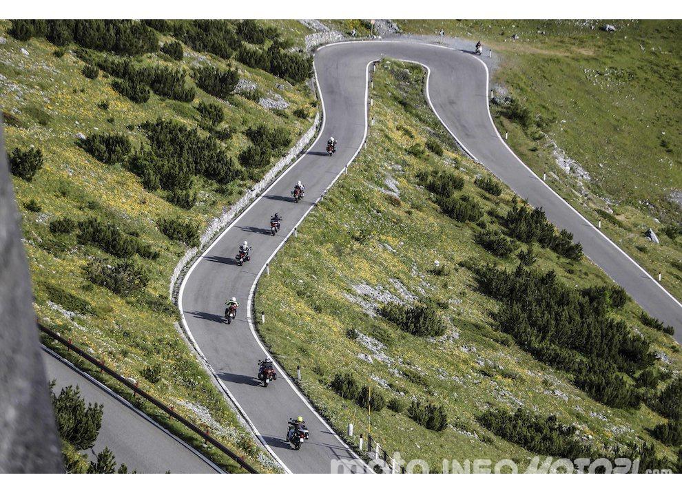 Suzuki V-Strom Tour anche al 39° Motoraduno dello Stelvio International - Foto 7 di 7