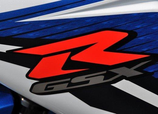 Suzuki GSX-R 600: prova su strada della nuova supersportiva di media cilindrata - Foto 22 di 52