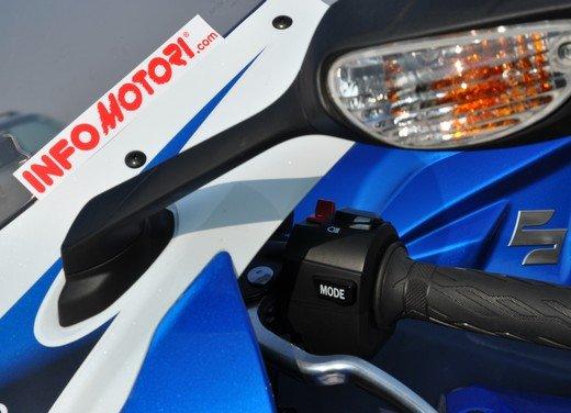 Suzuki GSX-R 600: prova su strada della nuova supersportiva di media cilindrata - Foto 23 di 52