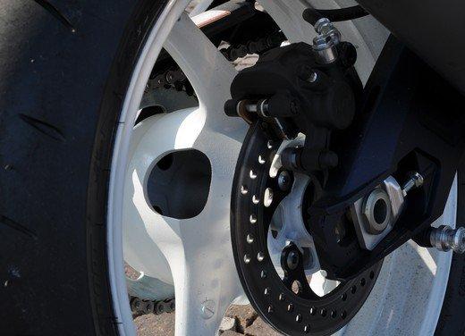 Suzuki GSX-R 600: prova su strada della nuova supersportiva di media cilindrata - Foto 35 di 52