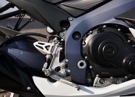 Suzuki GSX-R 600: prova su strada della nuova supersportiva di media cilindrata - Foto 26 di 52