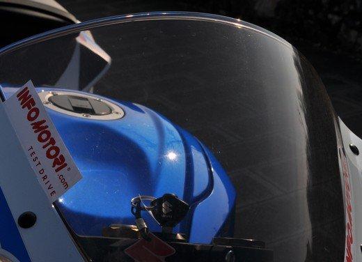 Suzuki GSX-R 600: prova su strada della nuova supersportiva di media cilindrata - Foto 14 di 52