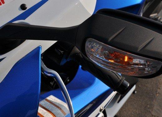 Suzuki GSX-R 600: prova su strada della nuova supersportiva di media cilindrata - Foto 16 di 52