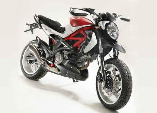 Suzuki Gladius Concept NaSty by GPDESIGN