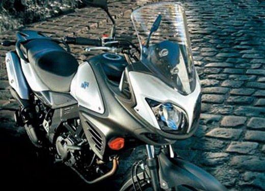 Nuova Suzuki V-Strom - Foto 6 di 21