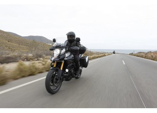 Nuova Suzuki V-Strom 1000 Abs Test Ride