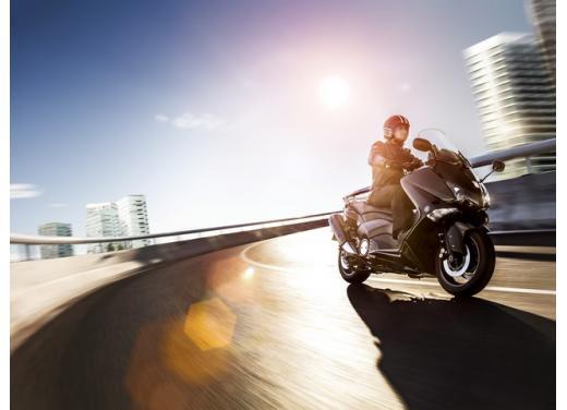 Yamaha T-Max Forever, controlli gratuiti per il maxiscooter Yamaha - Foto 4 di 5