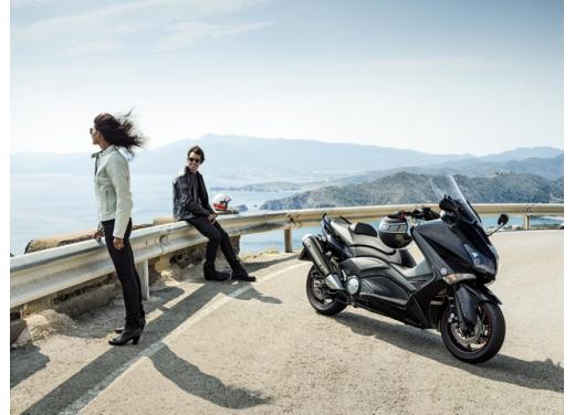 Yamaha T-Max Forever, controlli gratuiti per il maxiscooter Yamaha - Foto 5 di 5