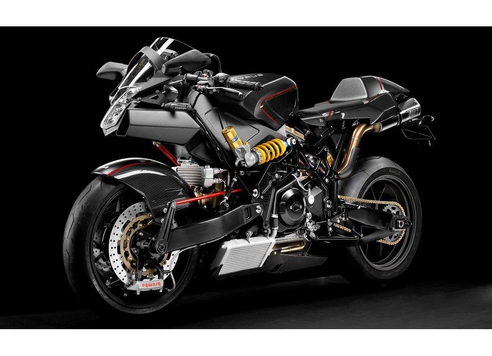 Trasformare la propria vecchia Ducati in una Vyrus