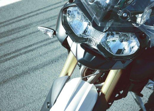 Triumph Tiger, la famiglia adventure bike della casa inglese - Foto 8 di 32