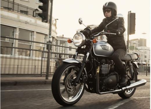 Triumph Bonneville, la naked retrò nella top ten delle vendite 2013