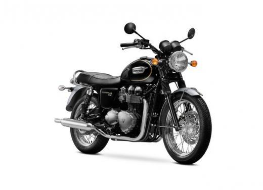 Triumph Bonneville T100 Special Edition