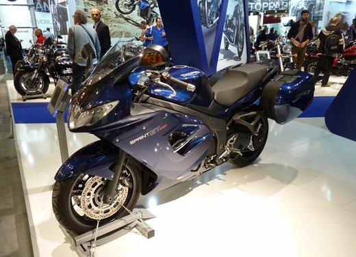 Le novità moto di Eicma 2011 - Foto 23 di 27