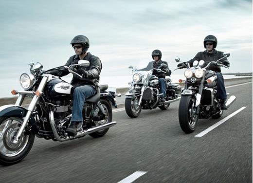Triumph Motorcycles apre un nuovo negozio a Sesto San Giovanni - Foto 8 di 10