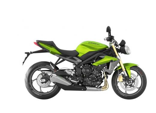 Triumph MY 2014: ecco le nuove Speed Triple, Speed Triple R e Street Triple