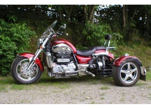 Triumph Rocket 3, special incredibili
