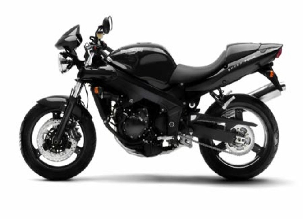 Triumph Speed Four - Foto 4 di 7