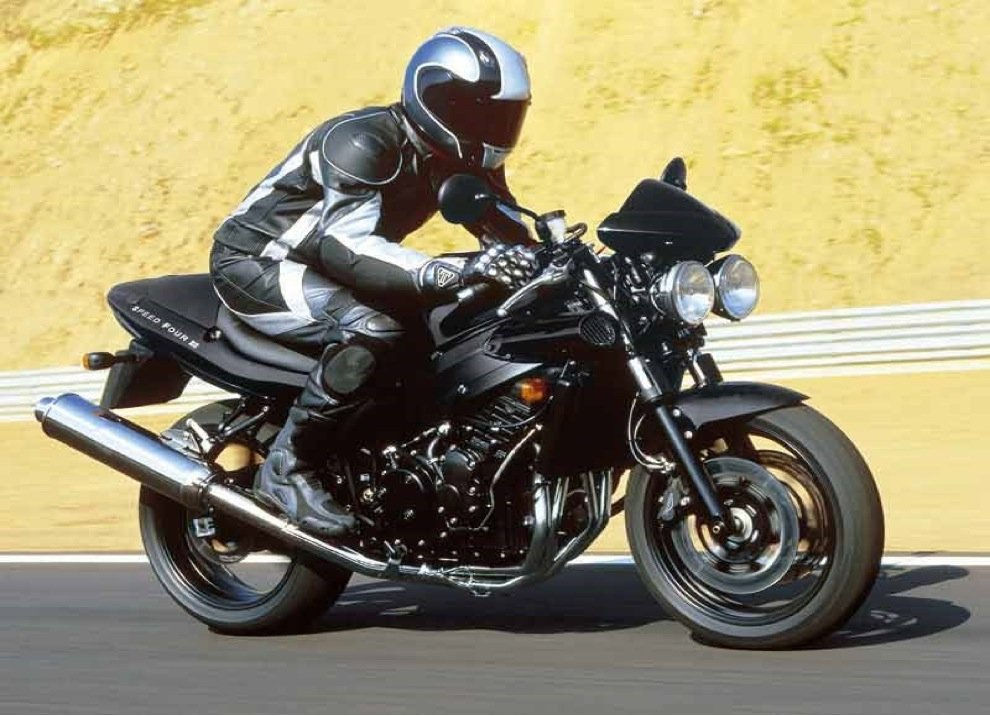 Triumph Speed Four - Foto 7 di 7