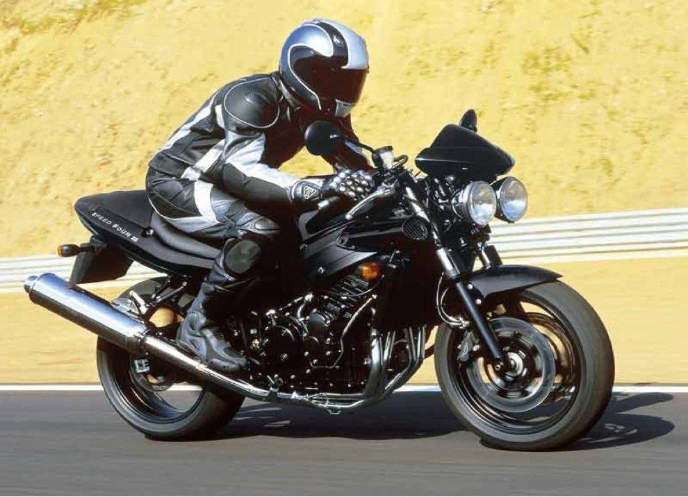 Triumph Speed Four - Foto 7 di 7