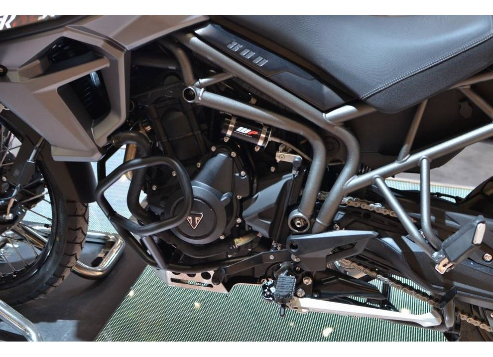 Triumph Tiger 800 XR - Foto 8 di 9
