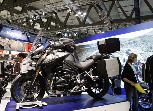 Triumph Tiger Explorer 1200 – Video Ufficiale