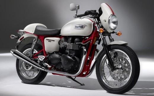 Triumph Thruxton Special Edition
