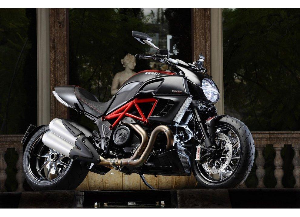 Un Ducati Diavel per lo Chef Carlo Cracco - Foto 3 di 4