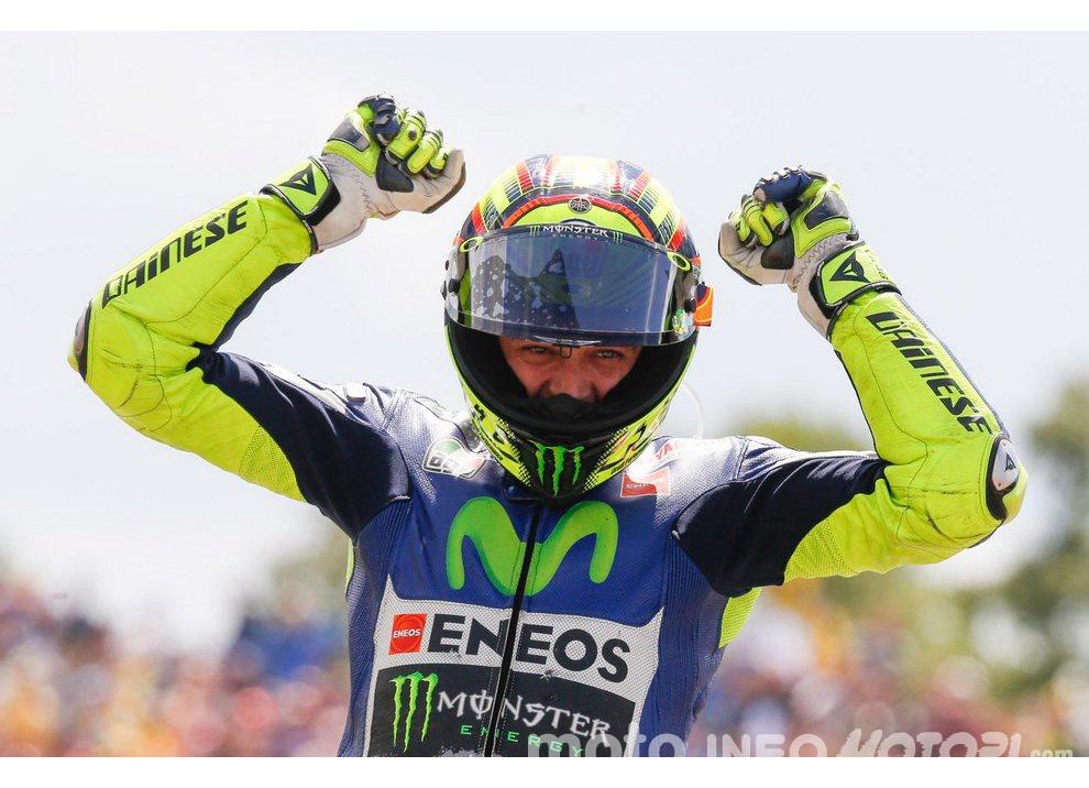 Valentino Rossi e Mike Hailwood: l'Eterno Ritorno - Foto 11 di 12