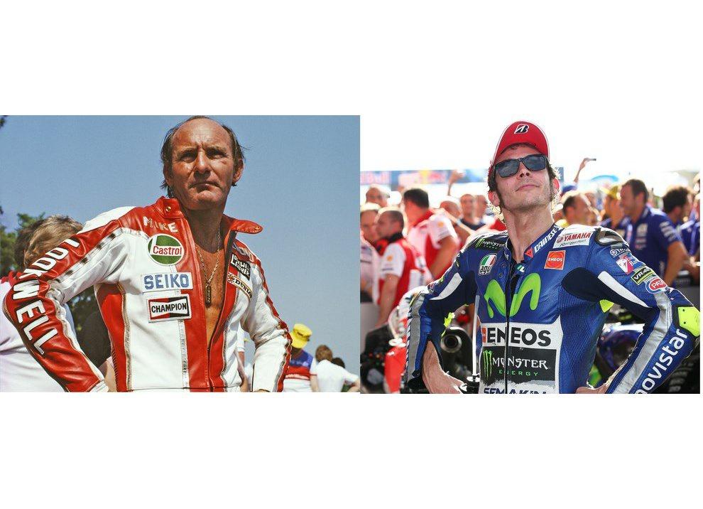 Valentino Rossi e Mike Hailwood: l'Eterno Ritorno - Foto 1 di 12