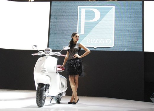 Piaggio Vespa 946: la scooter Piaggio di lusso in vendita nella primavera 2013 - Foto 10 di 32