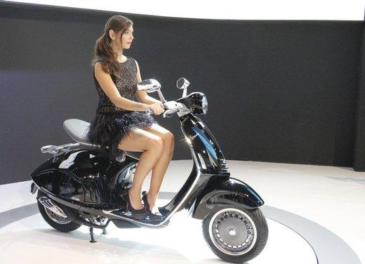 Piaggio Vespa 946: la scooter Piaggio di lusso in vendita nella primavera 2013 - Foto 12 di 32