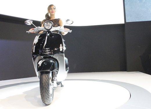 Piaggio Vespa 946: la scooter Piaggio di lusso in vendita nella primavera 2013 - Foto 13 di 32