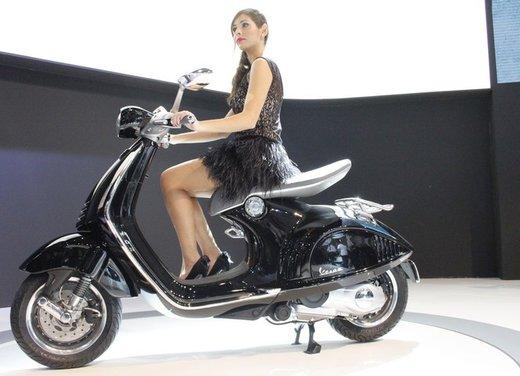 Piaggio Vespa 946: la scooter Piaggio di lusso in vendita nella primavera 2013 - Foto 15 di 32