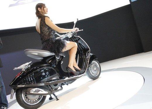 Piaggio Vespa 946: la scooter Piaggio di lusso in vendita nella primavera 2013 - Foto 18 di 32