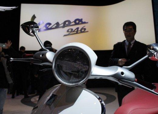 Piaggio Vespa 946: la scooter Piaggio di lusso in vendita nella primavera 2013 - Foto 23 di 32
